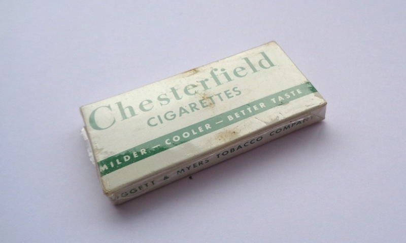 early chesterfield