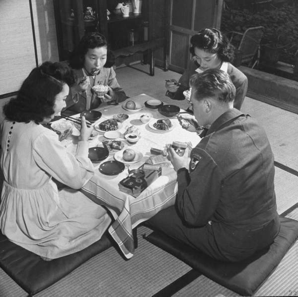 k ration in japan