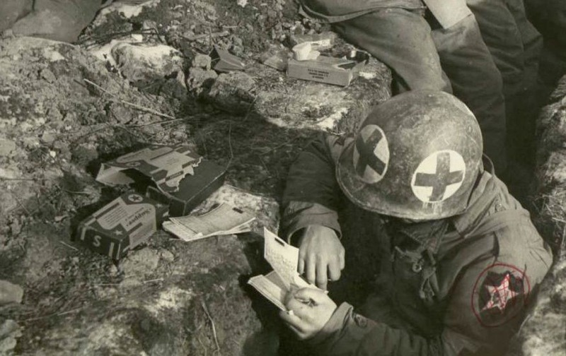 K ration Morale box france