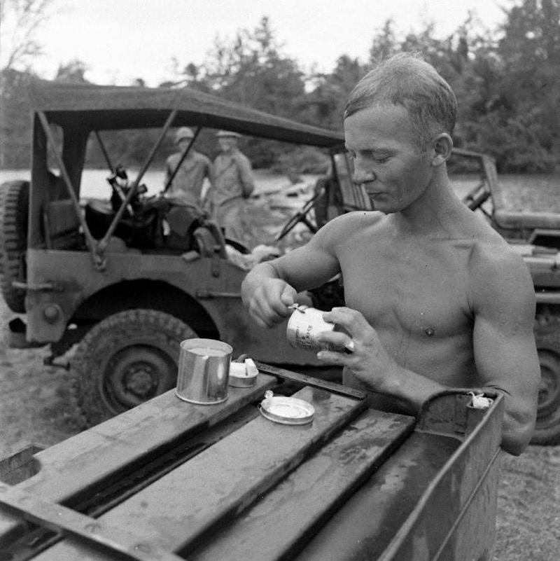 opening c ration guadalcanal april 1943