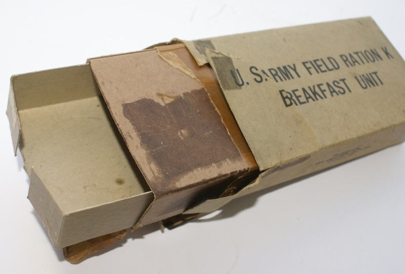 telescoping K Ration box (b)